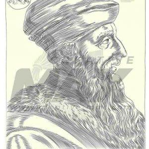 Giorgio Castriotto Scanderbech - Skenderbeu - Skanderbeg